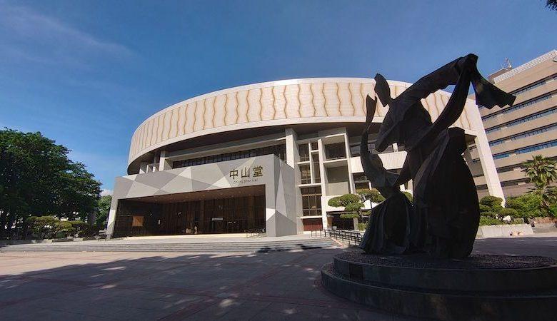 台中中山堂 2020 年 6 月 28 日重新開館。(圖:台中市文化局)