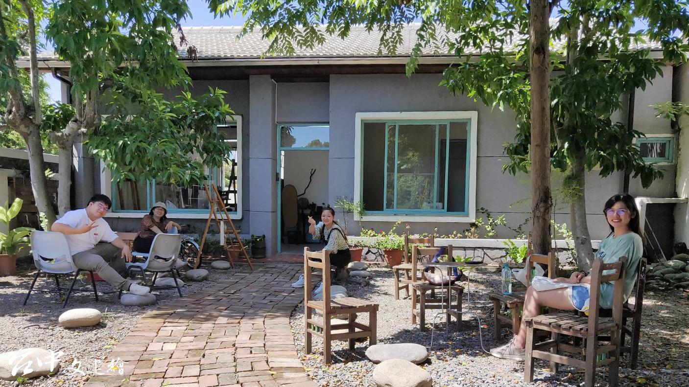 清水眷村文化園區此次邀請 40 歲以下的藝術家與原眷戶參與駐村。(圖:台中市文化局)