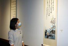 Photo of 台中市書法協會「傳承創新‧水墨交響特展」港區藝術中心展出