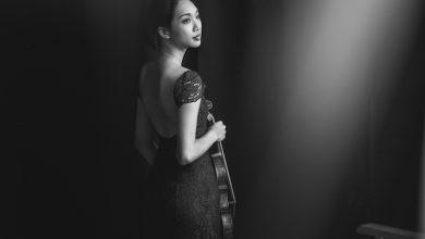 華裔小提琴家周穎受著名小提琴大師慕特賞識,邀請她參與自己的世界巡演。(圖:奏出福爾摩沙音樂協會)