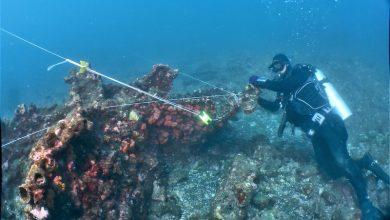 Photo of 台灣水下文化考古新進度 文化部文資局與國家海洋研究院簽署合作備忘錄