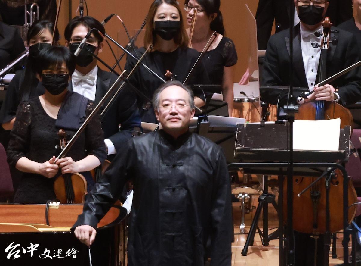 指揮林天吉將擔任温隆信《撥雲見日》交響曲世界首演。(圖:國台交)