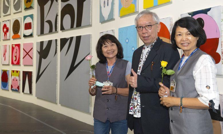 國美館館長梁永斐上任後,積極任事,尤其重視重建台灣藝術史。(圖:國美館)