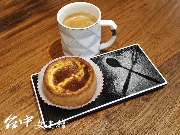 默潮迴瀾咖啡廳餐點(圖:台中市文化局)