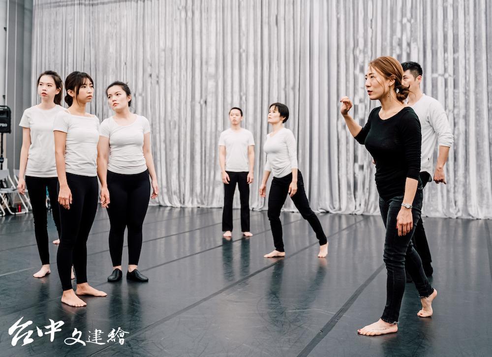HONG Se-Jung(洪世正)(身著黑衣者)。(圖:台中歌劇院)