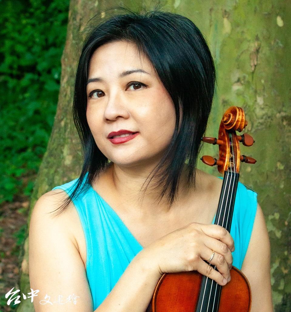 紐約大都會歌劇院樂團副首席錢汶(圖:國台交)