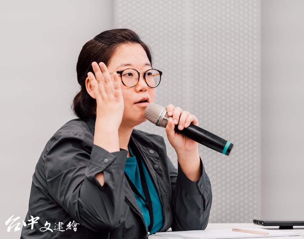 韓國重量級編劇HAN A-Reum(圖:台中歌劇院)