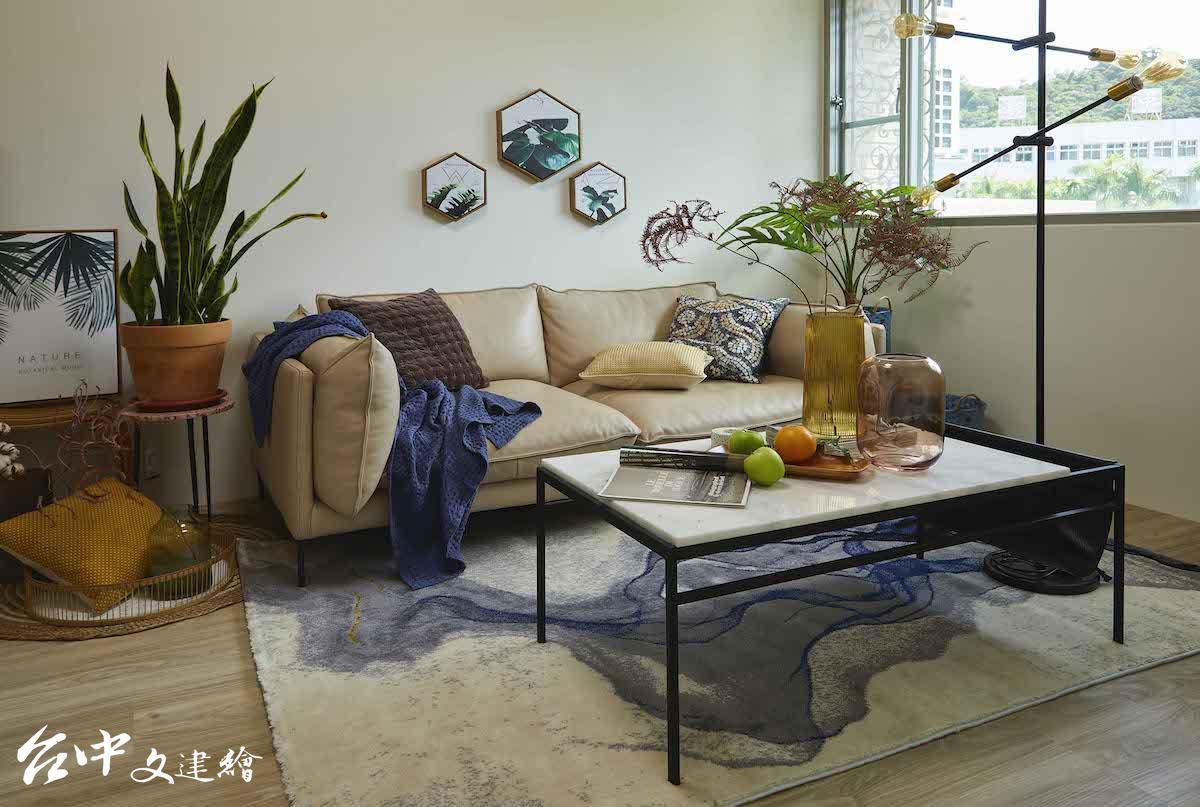 蔡昇達的療癒客廳:光合作用,是大自然給予「家」最幸福的能量。(圖:業者提供)