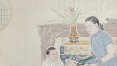 Photo of 日治時代畫作的首次同學會 必看國美館「經典再現—台府展現存作品」