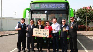 Photo of 背包客哭了!三井台中港Outlet 推出高美濕地接駁車 每日 5 班次