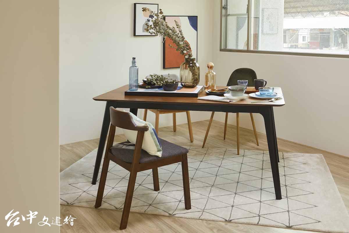 陳建騏的愜意餐桌:吃飯是我在家最享受的時光,也是音樂創作的靈感養分(圖:業者提供)
