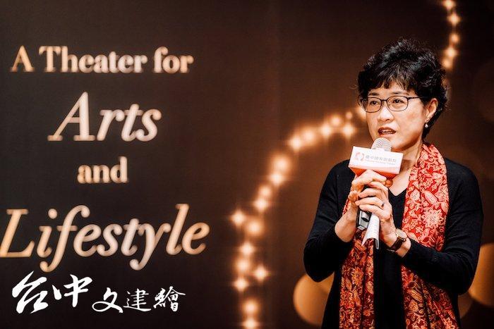 台中國家歌劇院藝術總監邱瑗(圖:台中歌劇院)
