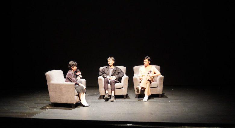 台語音樂劇「台灣有個好萊塢」籌劃七年,去年在台北演出十四場,大獲好評。(攝影:謝平平)