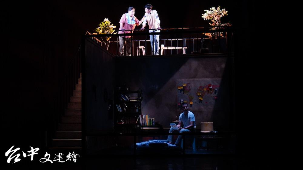 動見体作品「如此美好」在台中國家歌劇院首演。(攝影:謝平平)