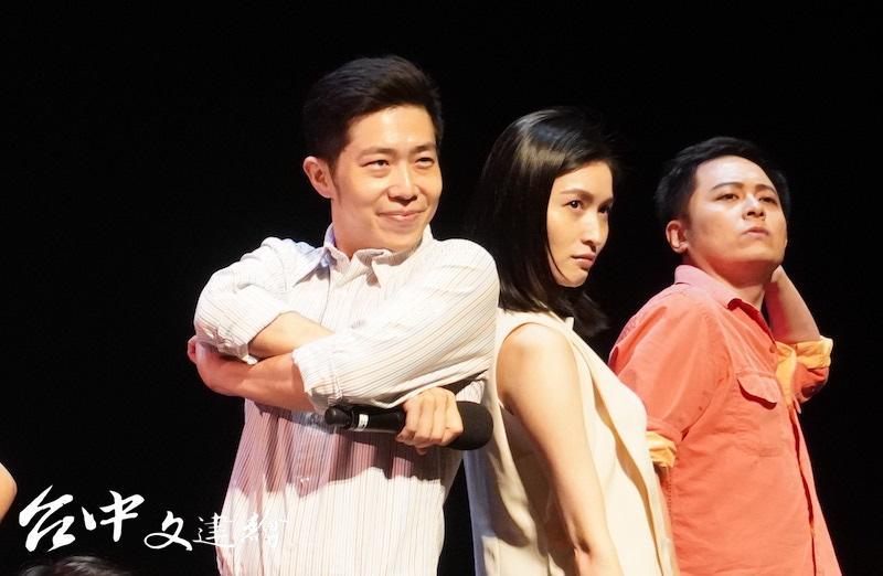 台語音樂劇「台灣有個好萊塢」將在7月31日於台中歌劇院演出三場。(攝影:謝平平)