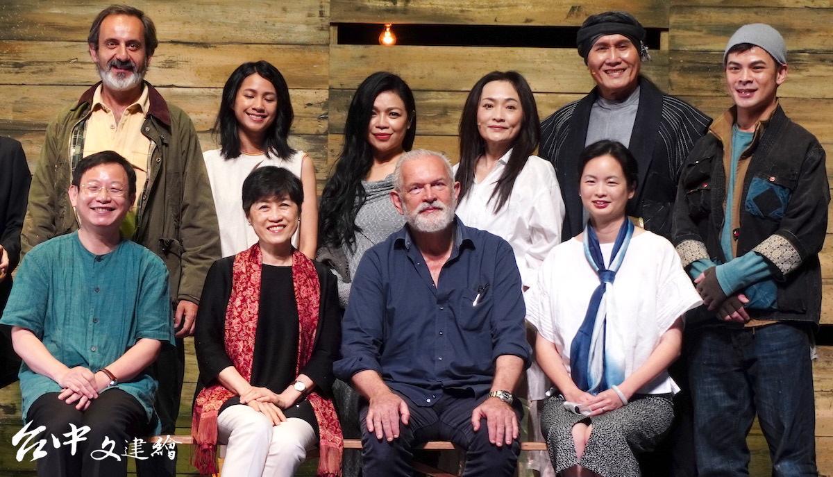 吳明益小說《複眼人》首次搬上台中歌劇院。(圖:台中文建繪)