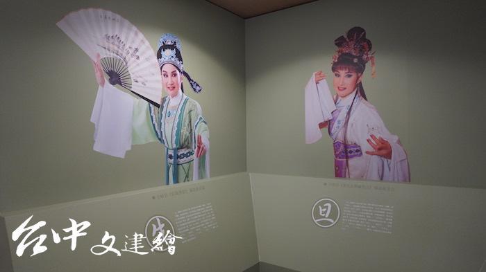 陳鳳桂(小咪)自幼熱愛歌仔戲,為台灣少見能歌善舞,同時能詮釋老生、小生、小旦與丑角的歌仔戲演員。(攝影:謝平平)