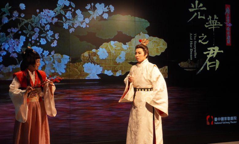 唐美雲歌仔戲團《光華之君》拿下「傳藝金曲獎」六大獎項。(攝影:謝平平)