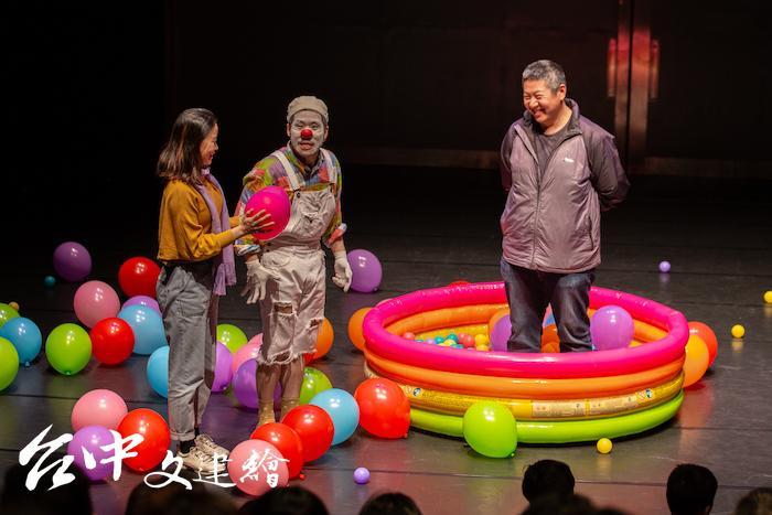 台中歌劇院去年推出「NTT+」,「開場計畫」提供新成立的表演團體有機會進入國家表演場館。(圖:台中歌劇院)