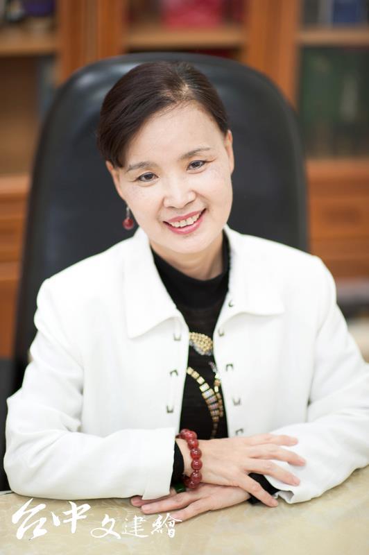 王玉英為台灣體育運動大學首任女性校長。(圖:「王玉英 教授」粉專)