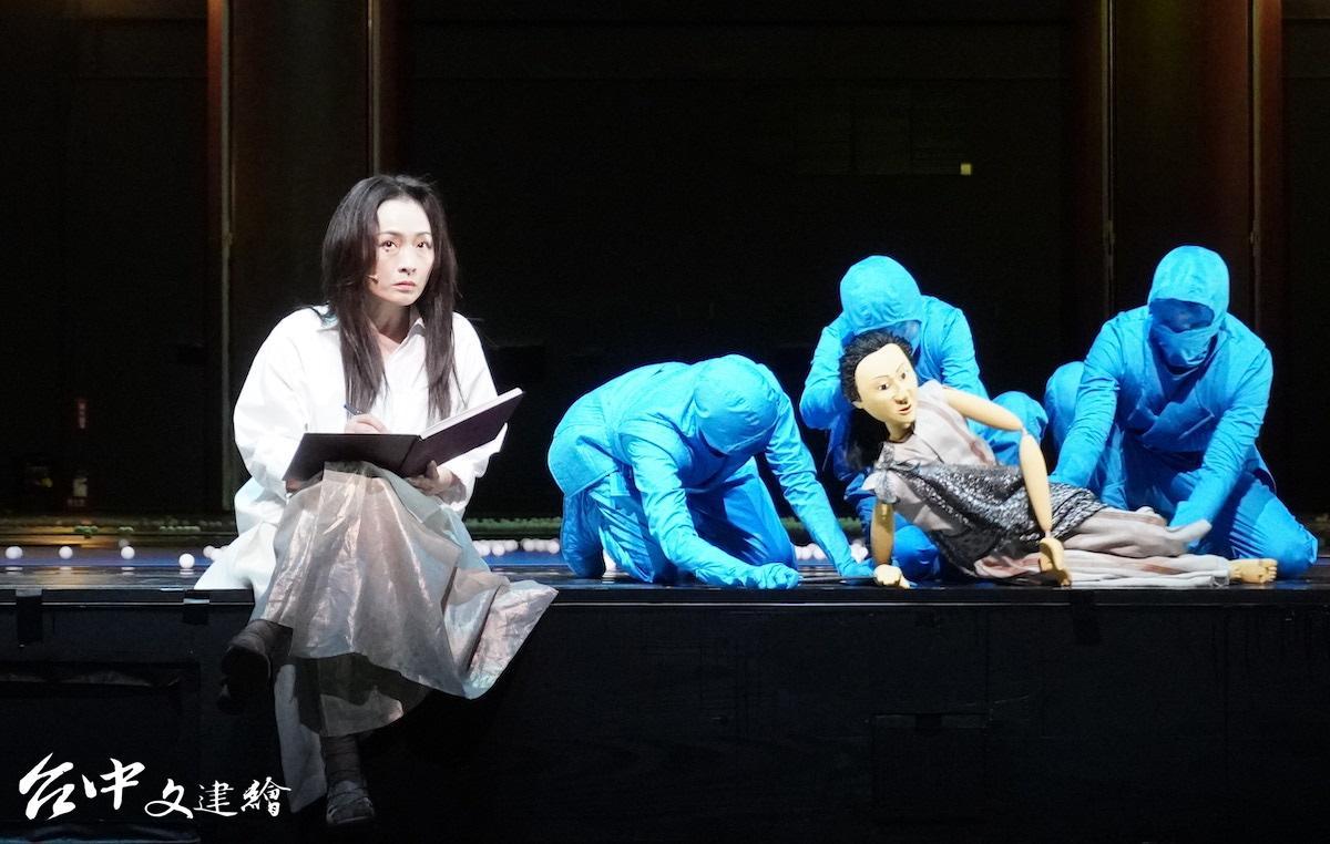 徐堰鈴飾演阿莉思(圖:台中文建繪)