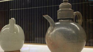 Photo of 英國薑汁酒瓶 V.S. 唐朝夜光杯 「亞洲酒文化特展」移師台中