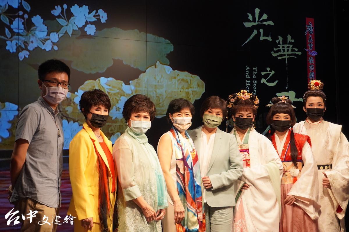 《光華之君》2021 年 10 月 23、24 日將在台中歌劇院上演。(圖:台中文建繪)