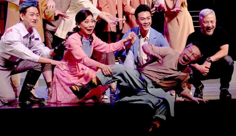 春河劇團「救救歡喜鴛鴦樓」將在台中歌劇院首演。(攝影:謝平平)