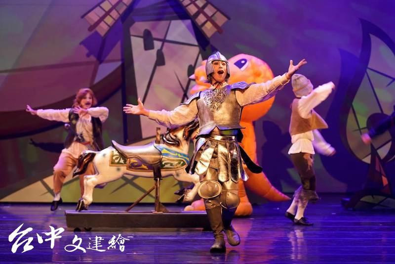 如果兒童劇團將楊三郎故事搬演上台。此為其他作品劇照。(圖:如果兒童劇團粉專)