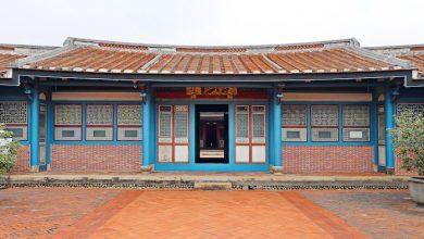 Photo of 李乾朗推薦之「台灣十大民宅」四座在台中、二座在彰化。