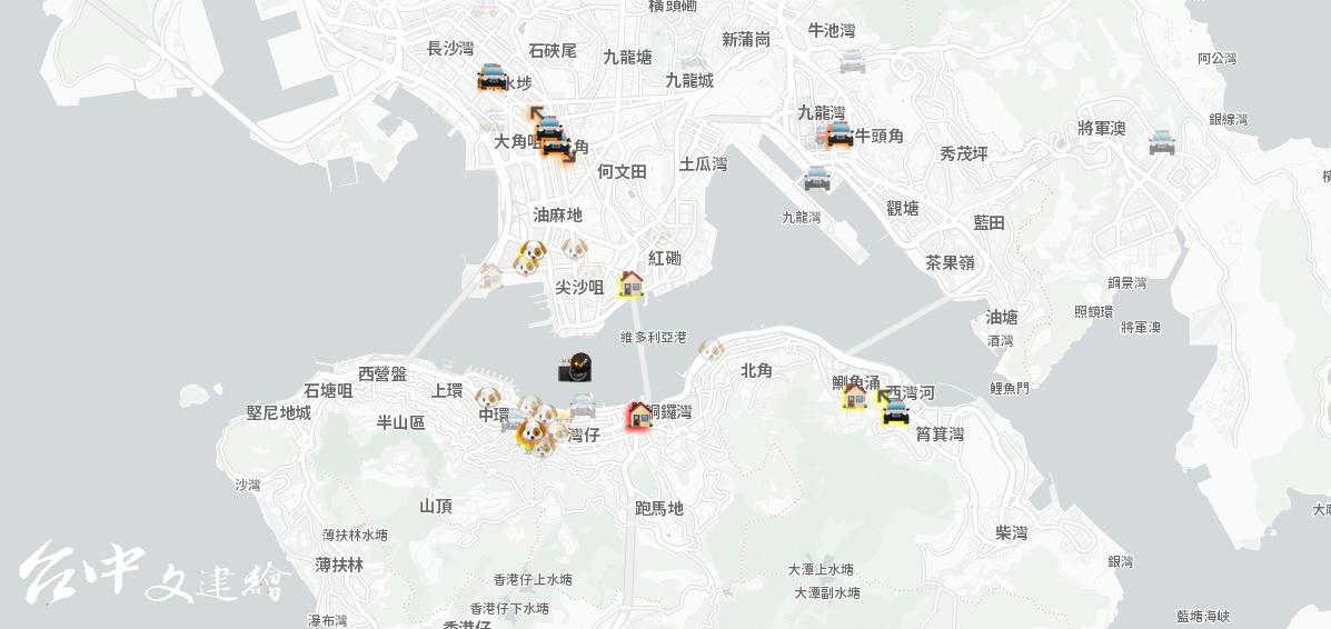 Photo of 庫克:hkmap.live 違反法規與公司指引