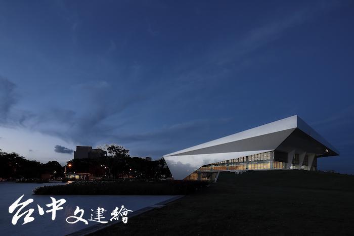 2019年台灣建築獎入選作品—樹人醫專體育館(圖片提供:主辦單位)