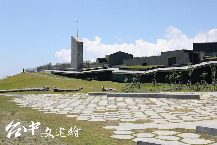 2019年台灣建築獎入選作品—壯圍沙丘(圖片提供:主辦單位)