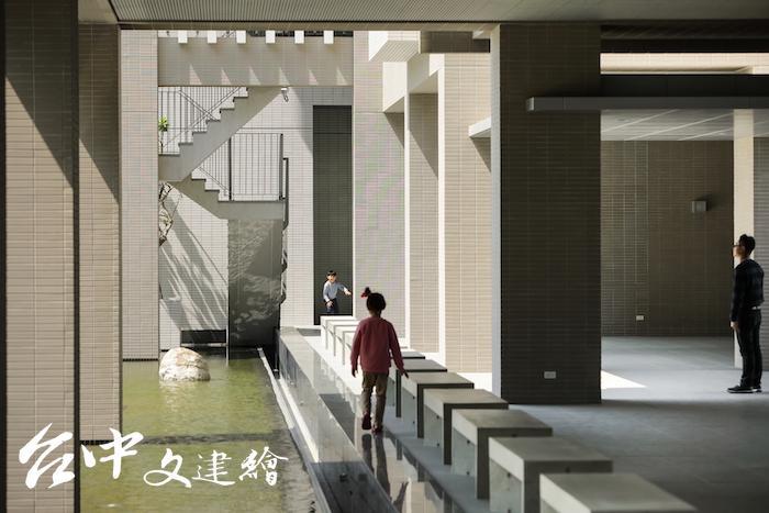 2019年台灣建築獎入選作品—明水森林(圖片提供:主辦單位)