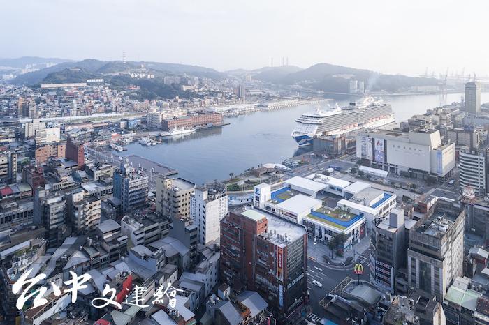 2019年台灣建築獎入選作品—基隆東岸廣場改造(圖片提供:主辦單位)