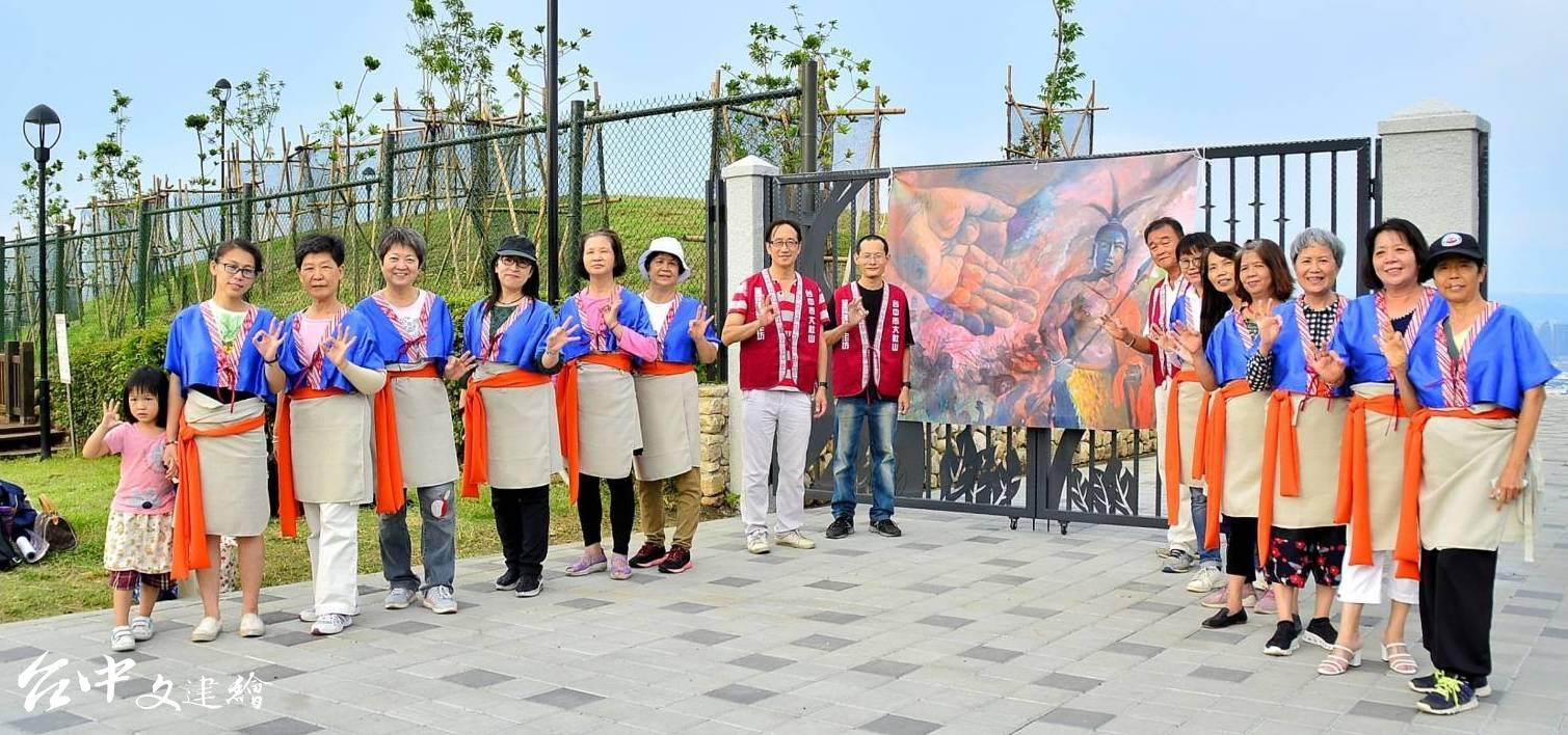 2020年猫霧捒社民俗文化暨牽田走標活動(圖:主辦單位)