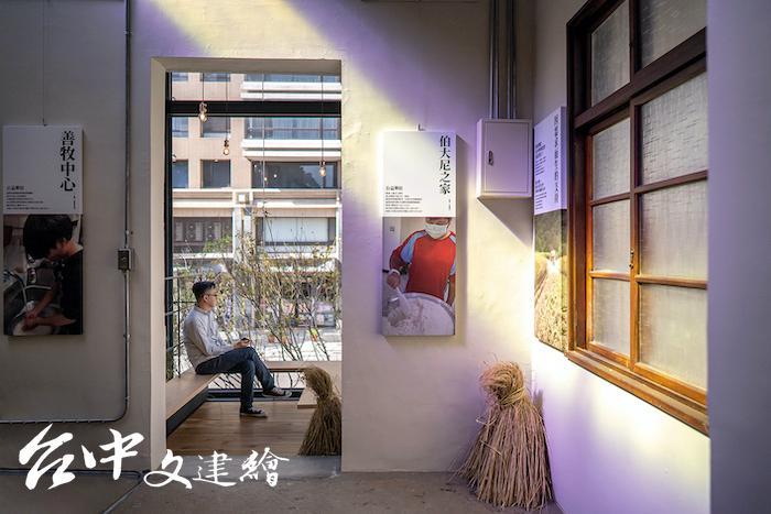 大米缸計畫—台灣米。善動力展展出至 2020.02.09 。(圖:裏物文化)