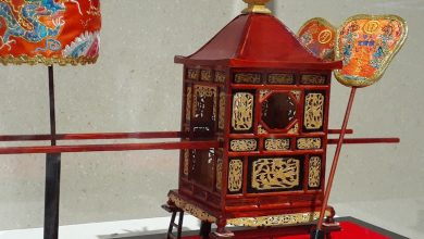 Photo of 這不是玩具,是榫接微雕啊!港藝中心展出李義雄家學好技藝