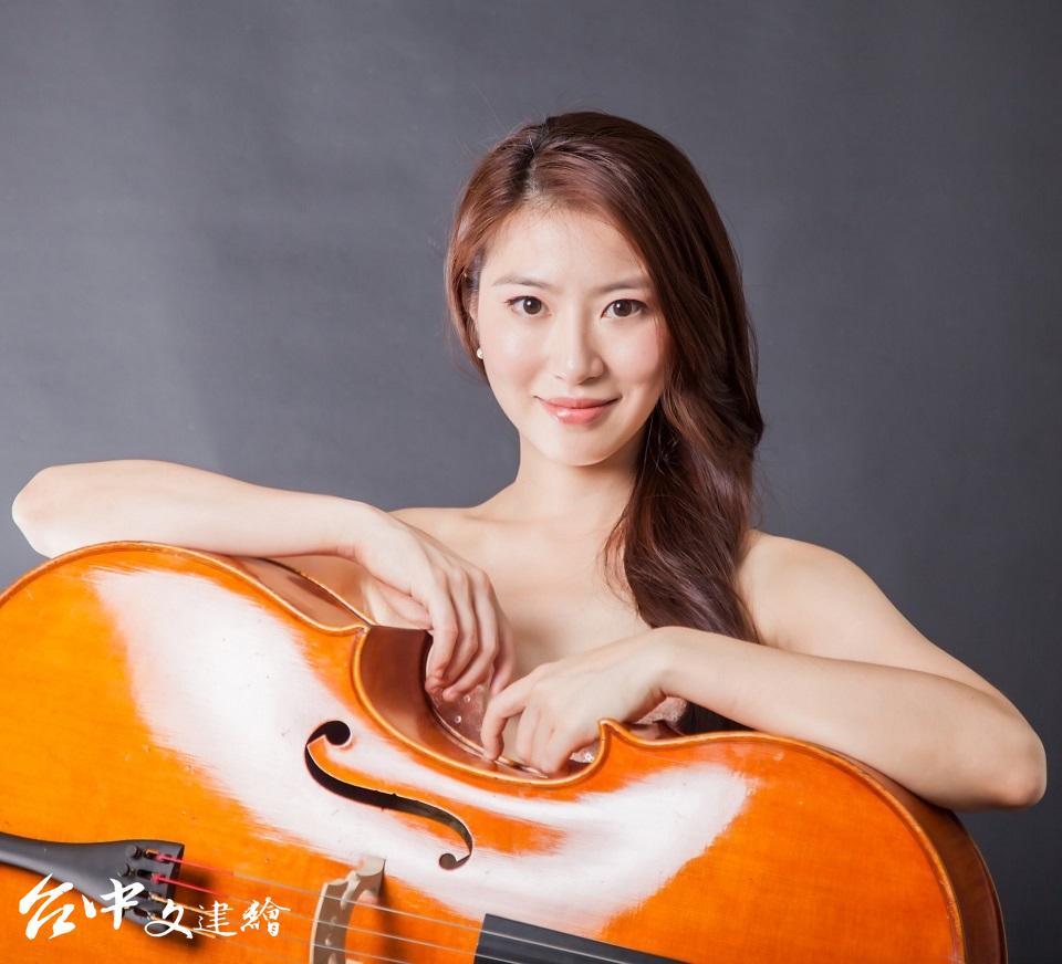 大提琴家潘怡慈(圖:國台交)