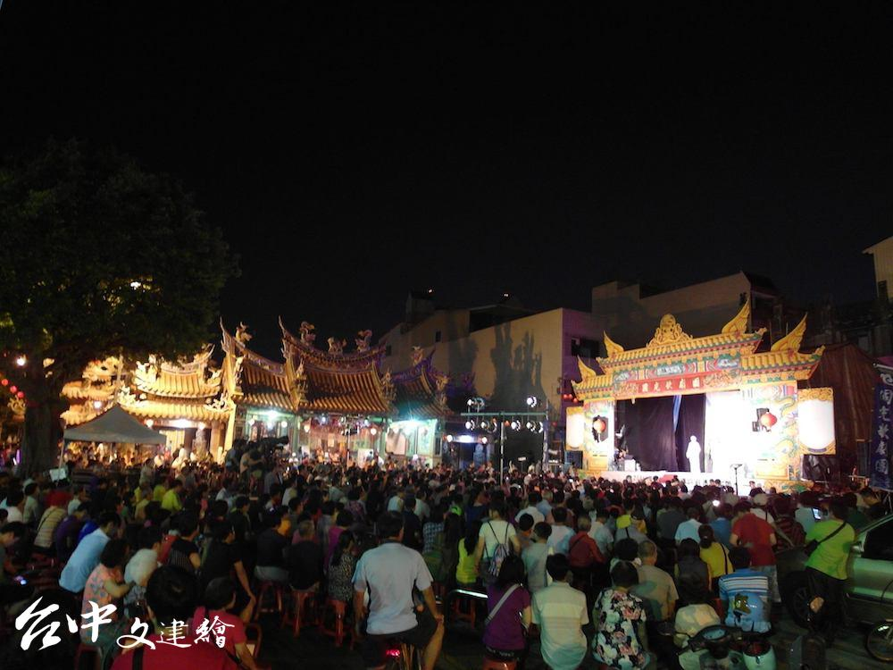 第9屆「台中市表演藝術金藝獎」獲獎者國光歌劇團演出現場。(圖:「國光歌劇團」粉專)