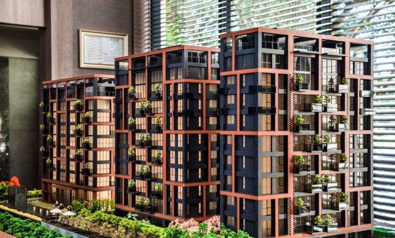 「半九十」位於龍潭渴望園區,千坪基地只規劃 3 棟建築。(圖:業者提供)
