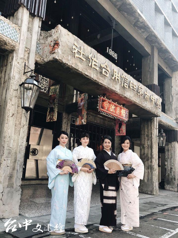 西川淑敏日本舞蛹知家將在 10 月 24 日的「鈴蘭通散步納涼會」遊行,約有百人參與。(圖:「西川淑敏日本舞蛹知家」粉專)