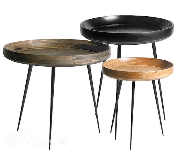 Mater – Bowl Table 理想邊桌,$16,500。(圖:業者提供)