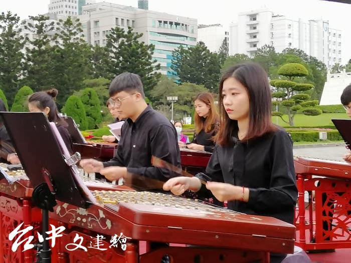 台灣揚琴團(圖:台灣楊琴團)