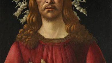 文藝復興藝術大師波提且利(Sandro Botticelli;1445 ~ 1510)鉅作《憂患之子》將在 2022 年於紐約蘇富比進行拍賣。(圖:業者提供)